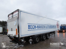 Schmitz Cargobull Tiefkühlkoffer Multitemp Doppelstock Trennwand Ladebordwand semi-trailer used insulated