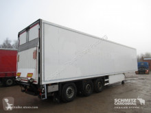 Yarı römork Schmitz Cargobull Tiefkühlkoffer Multitemp Doppelstock Trennwand Ladebordwand