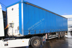 Samro ST39 semi-trailer used box