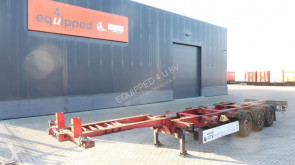 semi remorque Schmitz Cargobull 40FT HC, SAF+DISC, Liftaxle, empty-weight 5.400kg, extendable at the rear,