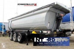 Schwarzmüller semirimorchio ribaltabile vasca 27m3 nuova semi-trailer new construction dump
