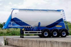 new powder tanker semi-trailer