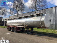 Semirremolque cisterna Magyar Chemie 30000 Liter, Isolated tank, 4 Bar, Steel suspension
