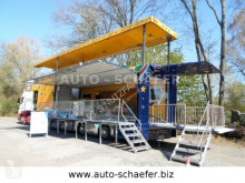 Show /Bühnenauflieger/Promoliner used other semi-trailers