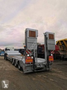 Ozgul heavy equipment transport semi-trailer