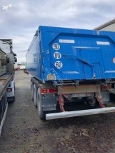 Kempf tipper semi-trailer