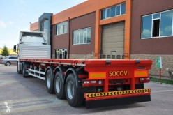 Ozgul semi-trailer new flatbed