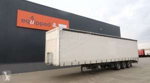 Schmitz Cargobull Maxi, Discbrakes, Galvanized, 2.85m Int. height, Code-XL semi-trailer