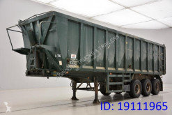 Tipper semi-trailer 43 cub in alu