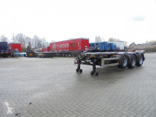 Semi remorque porte containers Nooteboom FT-43-03V