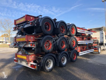 semi remorque Desot 20 Ft. ADR TANK CONTAINERCHASSIS - 3-ACHSE - BELGIUM - 10X AVAILABLE