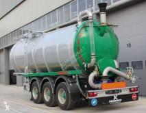 Semirremolque cisterna Kässbohrer STNY