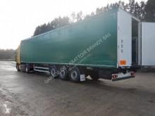 Fruehauf semi-trailer new tautliner