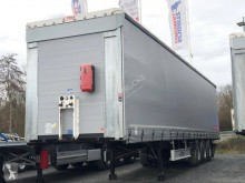 New tautliner semi-trailer Fliegl 3 essieux PLSC