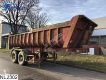 naczepa Fruehauf kipper Steel suspension