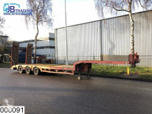 Semi remorque porte engins Nooteboom semie 41000 KG, Steel suspension, B 2,52 + 2x 0,25 mtr, Lowbed