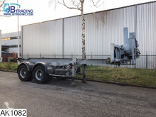 Kaiser Chassis Tipper Container chassis, 20 FT, Steel suspension, semi-trailer