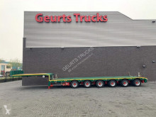 ES-GE 6 AXEL EXTENDABLE SEMIE TRAILER semi-trailer used heavy equipment transport