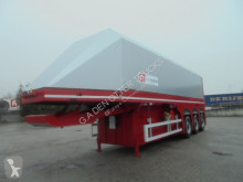 Heavy equipment transport semi-trailer GLT3