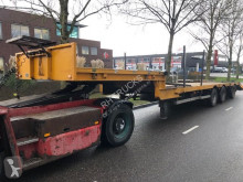 Cuppers SDO 12 27 SL - WITH RAMPS semi-trailer