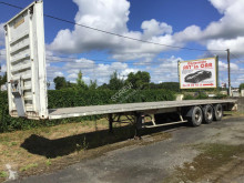 Fruehauf PLATEAU semi-trailer used flatbed