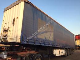 Krone tautliner semi-trailer Non spécifié