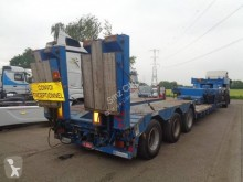 Nicolas semi-trailer used heavy equipment transport