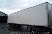 Fruehauf Fourgon semi-trailer used box