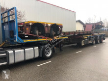 EKW 3AS - 2X EXTENDABLE semi-trailer
