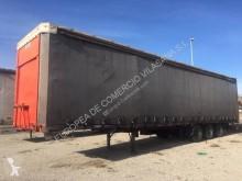 Sættevogn Montenegro mega palletransport brugt
