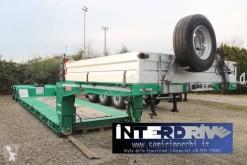 De Angelis carrellone culla allungabile 2 assi semi-trailer