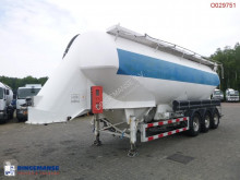 Trailer tank Feldbinder Powder tank alu 46 m3 / 1 comp