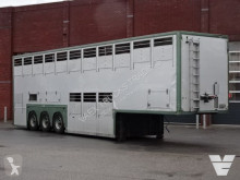 Cattlecruiser - Total Floor: 45.8 M2 - 2Stock Livestock semi-trailer used cattle