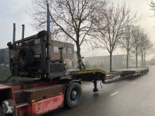 Nooteboom OSD semi-trailer used heavy equipment transport