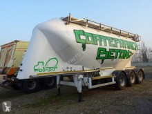 Mistrall S372P1 semi-trailer used powder tanker