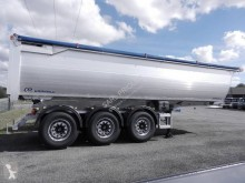 Granalu Benne TP semi-trailer used construction dump