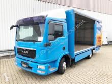 Camión furgón transporte de bebidas MKS 24 MKS 24 Voll-Alu Iso-Kastenmulde, ca. 25m³