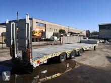 naczepa do transportu sprzętów ciężkich nowy