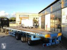 Capperi heavy equipment transport semi-trailer