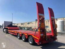 Marca ST Trailer - GONDOLA semi-trailer new heavy equipment transport