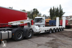 ACTM S78615 EH semi-trailer used heavy equipment transport