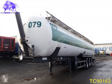 Trailer Spitzer Silo tweedehands tank
