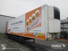 semi remorque Schmitz Cargobull Tiefkühler Standard Doppelstock Ladebordwand