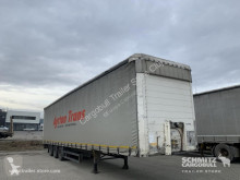 semirremolque Schmitz Cargobull Curtainsider Mega Side door both sides