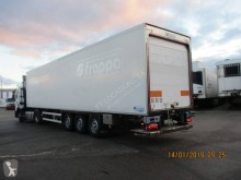 Frappa LECITRAILER NEWAY P1065 semi-trailer used mono temperature refrigerated