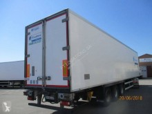 Frappa LECITRAILER NEWAY P1327 semi-trailer used mono temperature refrigerated