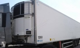 Frappa mono temperature refrigerated semi-trailer FRAPPA NEWAY P1260
