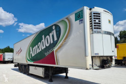 Univan SEMIRIMORCHIO, FRIGORIFERO, 3 assi semi-trailer used refrigerated