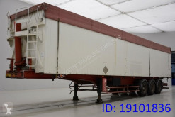 Semi remorque benne General Trailers 77 cub in alu