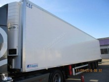 Used mono temperature refrigerated semi-trailer Frappa LECITRAILER NEWAY P1312
